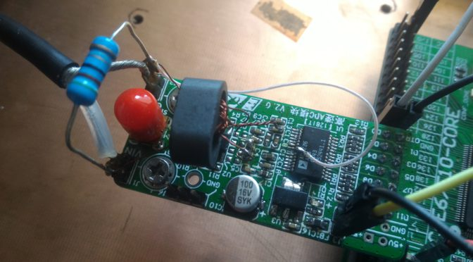 Строим цифровой DDC SDR приёмник своими руками (часть 4)