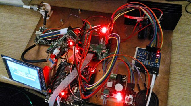 Строим цифровой DDC/DUC трансивер своими руками (часть 1)