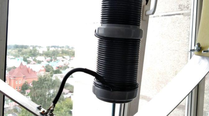 Эксперименты с изотронной антенной