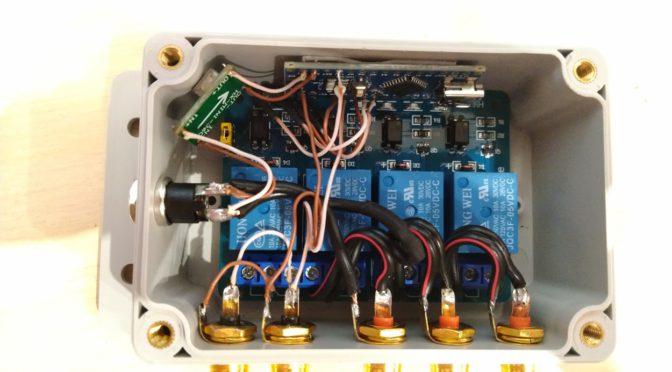 Простой секвенсор на Arduino